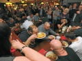 A fun Man vs Food event took place at the Wych Elm Pub featuring the 'Cut Throat Curry' challenge
