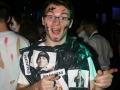 …And here's him at another charity fancy dress party dressed as a 'bag of eminems'