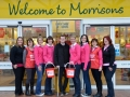 Lichfield ladies circle all did a charity bagpack to help out with Stephen's cause....
