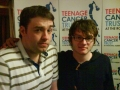 Stephen once met Jason Manford backstage at the Teenage Cancer Trust's comedy night at the Royal Albert Hall!