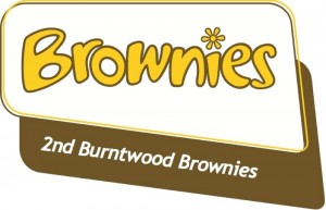 Coloured Brownie logo