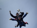 """2) """"Sky dive for charity"""""""