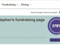 1) Raise £10,000 for the Teenage Cancer Trust