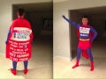 Anthony Murphy ran the 2013 London Marathon in aid of Stephen and TCT in this wonderful costume...